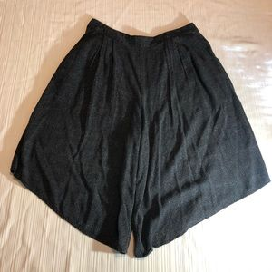 Urban outfitters long wide leg shorts